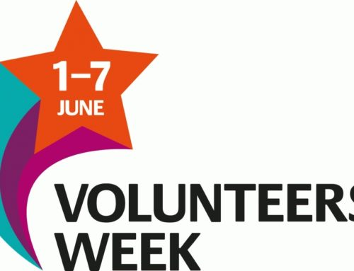 National Volunteers' Week